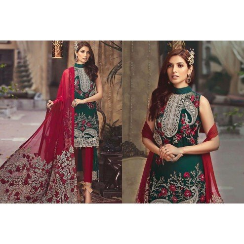 Heavy Designer Party Wear Suits